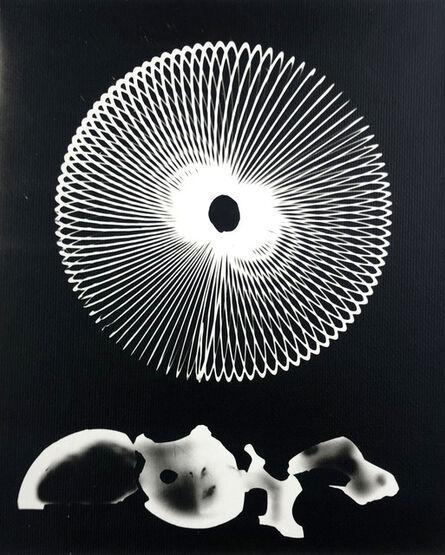 Man Ray, 'Untitled (rayograph) ', 1963