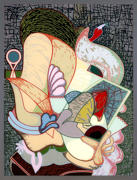 Barbara Rossi, 'Eye Deal', 1974