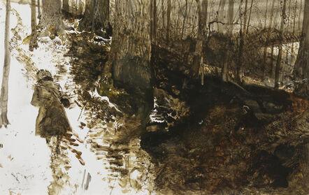 Andrew Wyeth, 'Untitled', 1972