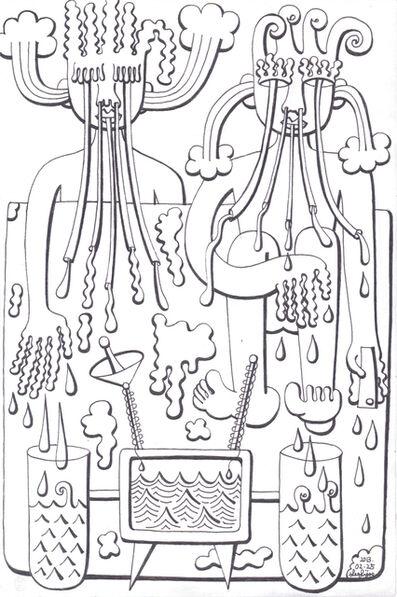 Fi Lee, 'Drawing 1', 2015