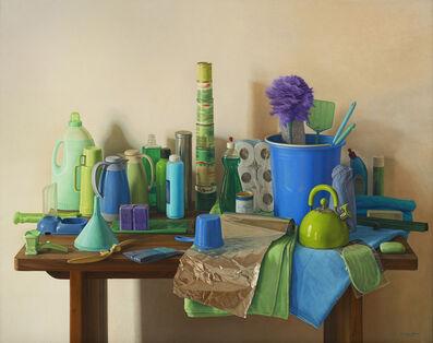 Claudio Bravo, 'Blue Marjana', 2008