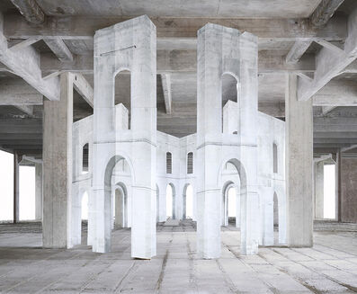 Noemie Goudal, 'In Search of The First Line IV', 2014