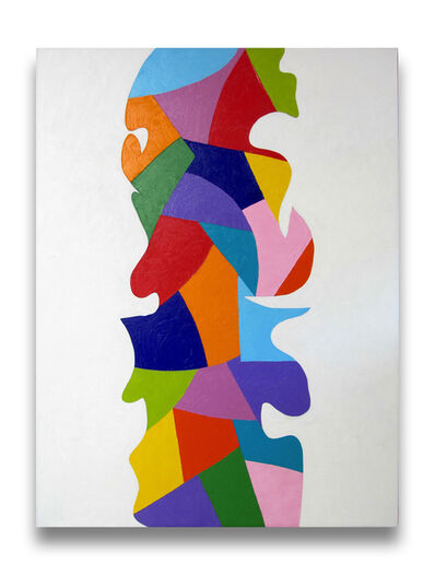 Dana Gordon, 'Endless Painting 3 (Abstract painting)', 2014