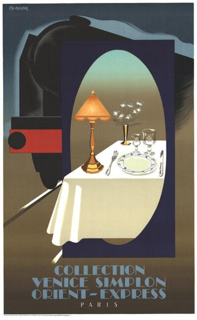 Pierre Fix-Masseau, 'Orient - Express', (Date unknown)