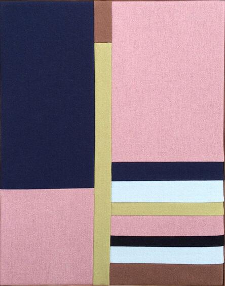 Meike Legler, 'Windowpane 3', 2020