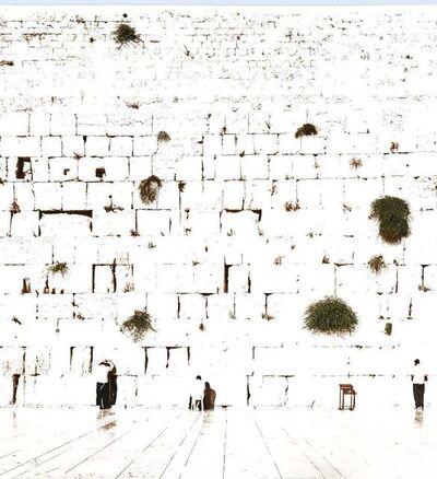 Igal Pardo, 'Kotel, Jerusalem wailing wall', 2014