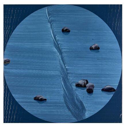 Wan-Shih Lin, '月映之記 Memory of the moon reflection ', 2016