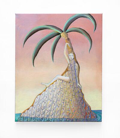 Marlene Steyn, 'a tall atoll', 2020