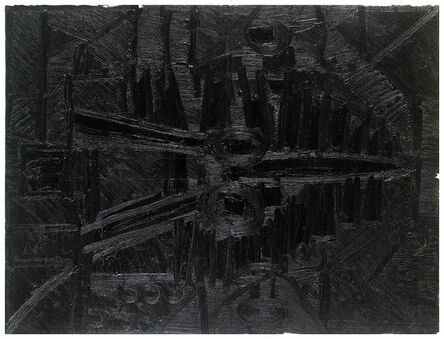 Francis Newton Souza, 'Untitled (Landscape', 1965