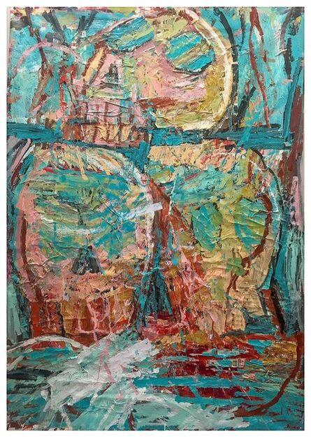 Gerald Davis, 'Three Skulls', 2017