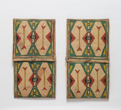'Pair of Parfleche Envelopes ', 1880