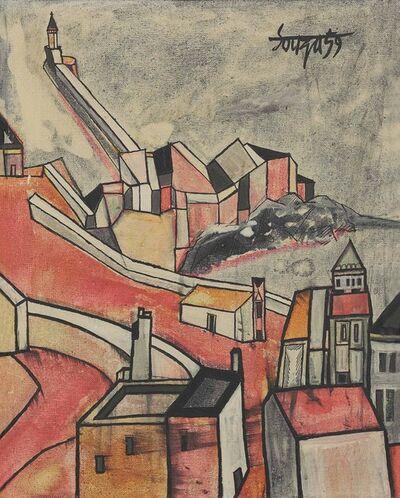 Francis Newton Souza, 'Sa Penya Ibiza', 1959