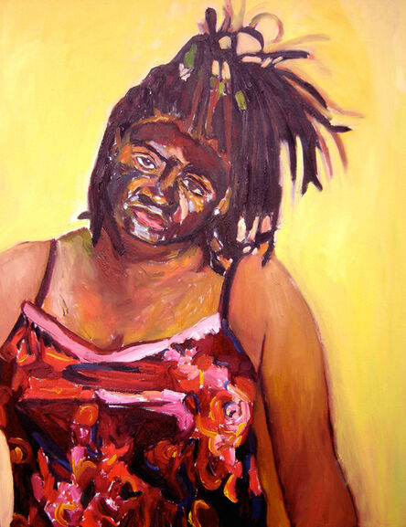 Beverly McIver, 'Daddy's Girl', 2007