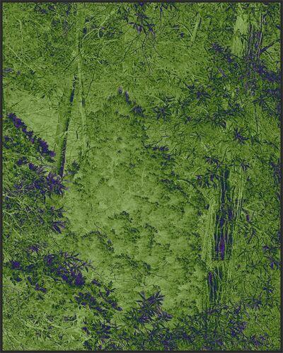 Clifford Ross, 'Harmonium VII', 2008