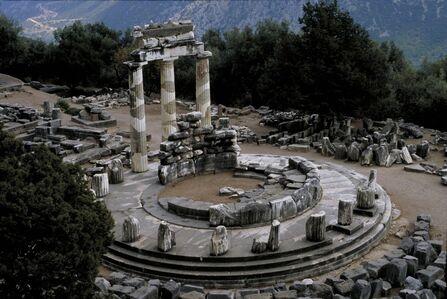 Theodoros of Phokaia, 'Sanctuary of Athena Pronaia ', ca. 380 BCE