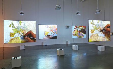 Bouchra Khalili, 'The Mapping Journey Project', 2008-2011