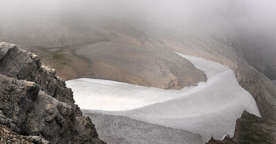 Ian van Coller, 'Siyeh Ice Patch', 2012