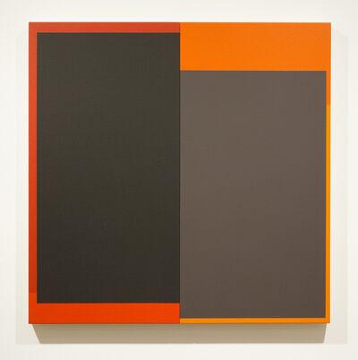 Richard Wilson (b.1944), 'Swarts', 2016