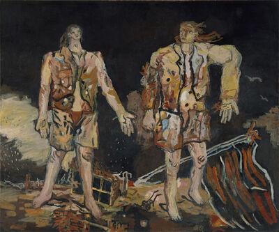 Georg Baselitz, 'The Great Friends', 1965