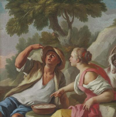 Pietro Bardellino, 'The Spaghetti-eaters'
