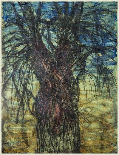 Jim Dine, 'Tree (A Female Robe for Karen McCready) (D'Oench and Feinberg 81)', 1981