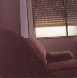 Elisa Sighicelli, 'Santiago: Red Sofa', 2000