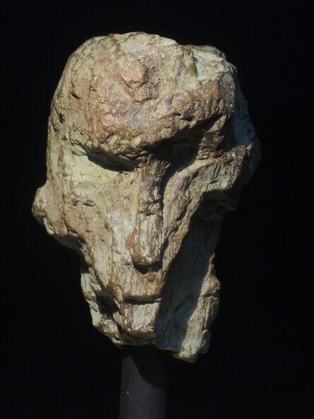 Dietrich Klinge, 'Kopf 303', 2018