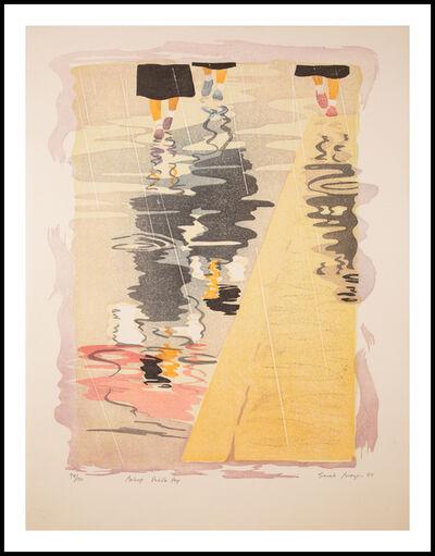Sarah Brayer, 'Bi Bop Puddle Hop', 1984