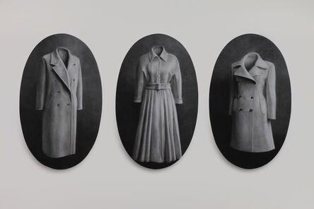 Zhang Yunyao 张云垚, 'The Contour (Triptych) 轮廓(三联画)', 2013