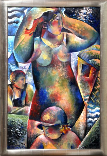 Jessica Rice, 'Bathers', 1985