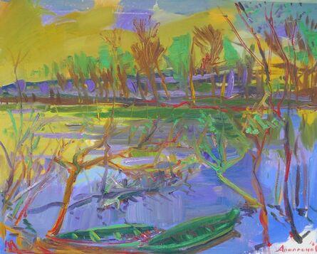 Oleksii Apollonov, 'The flooding', 2010
