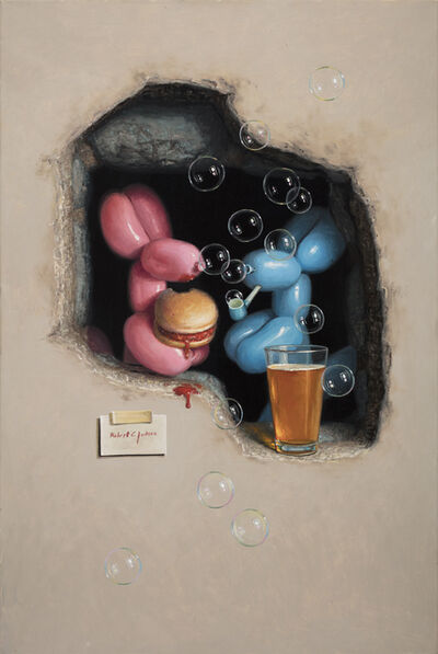 Robert C. Jackson, 'Favorite Hole in the Wall', 2018