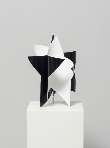 Wonwoo Lee, 'Dancing star (black and white)', 2017