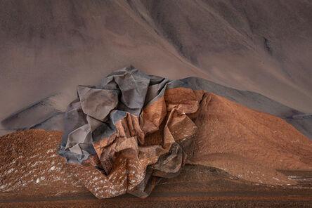 Ingrid Weyland, 'Topographies of Fragility XXII', 2021