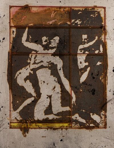 Raphael Jaimes-Branger, 'Composition I', 2015