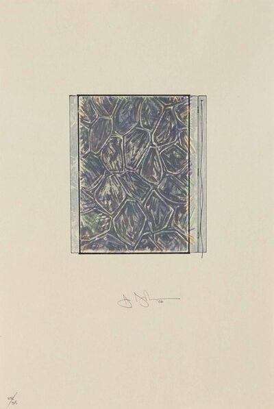 Jasper Johns, 'Within', 2006
