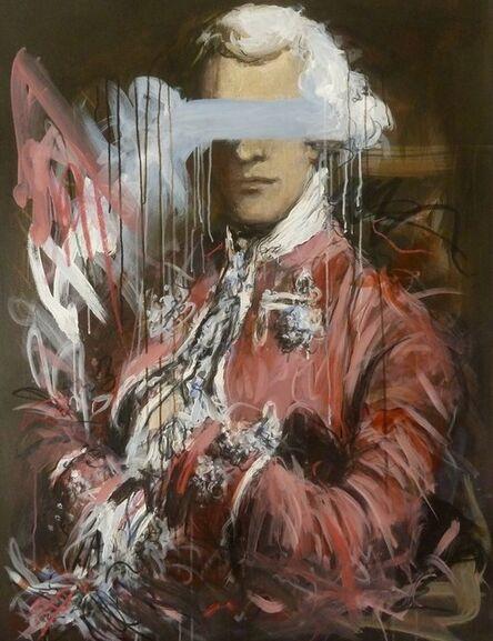 Mandy Racine, 'Rococo Velvet ', 2020