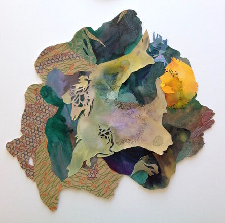 Alexandra Chiou, 'Your River, Sun and Moon', 2017