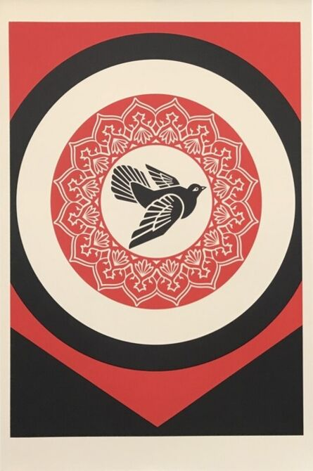 Shepard Fairey, 'Rise from Ashes', 2020