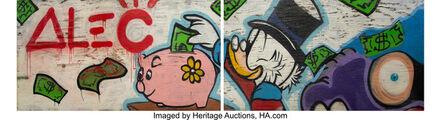 Alec Monopoly, 'Scrooge Piggy Bank', 2016