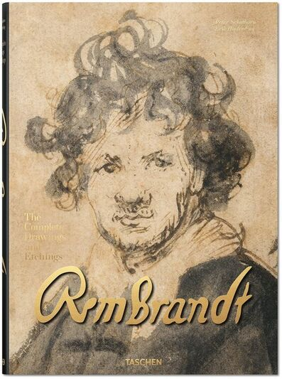 Rembrandt van Rijn, 'Rembrandt. The Complete Drawings and Etchings', 2019