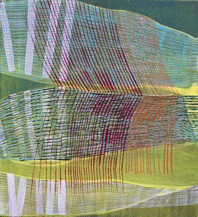 Alyse Rosner, 'Iteration Green', 2017