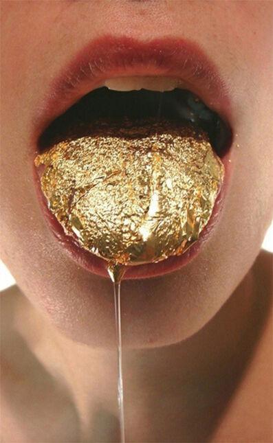Lauren Kalman, 'Tongue Gilding', 2009