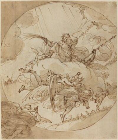 Ubaldo Gandolfi, 'The Apotheosis of San Vitale', 1781