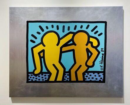 Keith Haring, 'Keith Haring Best Buddies Portfolio', 1989