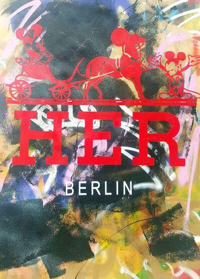 Skyler Grey, 'HER Berlin', 2016