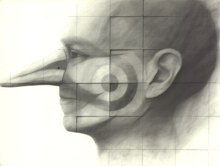 Joseph Piccillo, 'Study', 1972