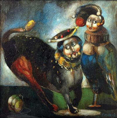 """Emil Kazaz, '""""Panther's Love"""" / """"Panterin Aşkı""""', 1999"""