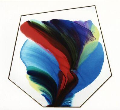 Paul Jenkins, 'Phenomena Hexagon Move', 1974