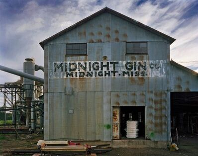 Andrew Moore, 'Midnight Gin, Mississippi', 2014
